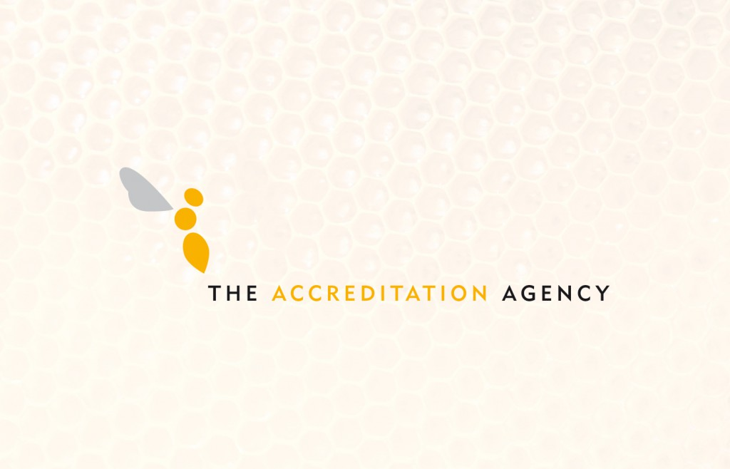 The Accreditation Agency Logo Design