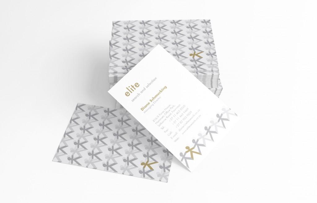 Elite Business Card Design