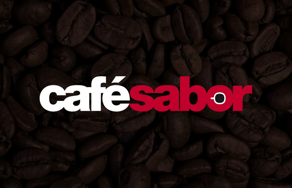 Cafe Sabor Logo Design