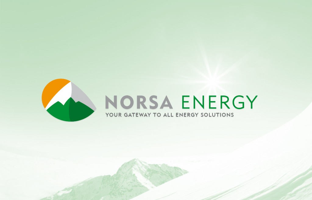 Norsa Energy Logo Design