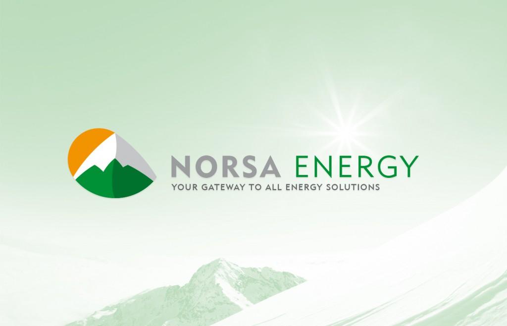 Norsa Energy Logo Design