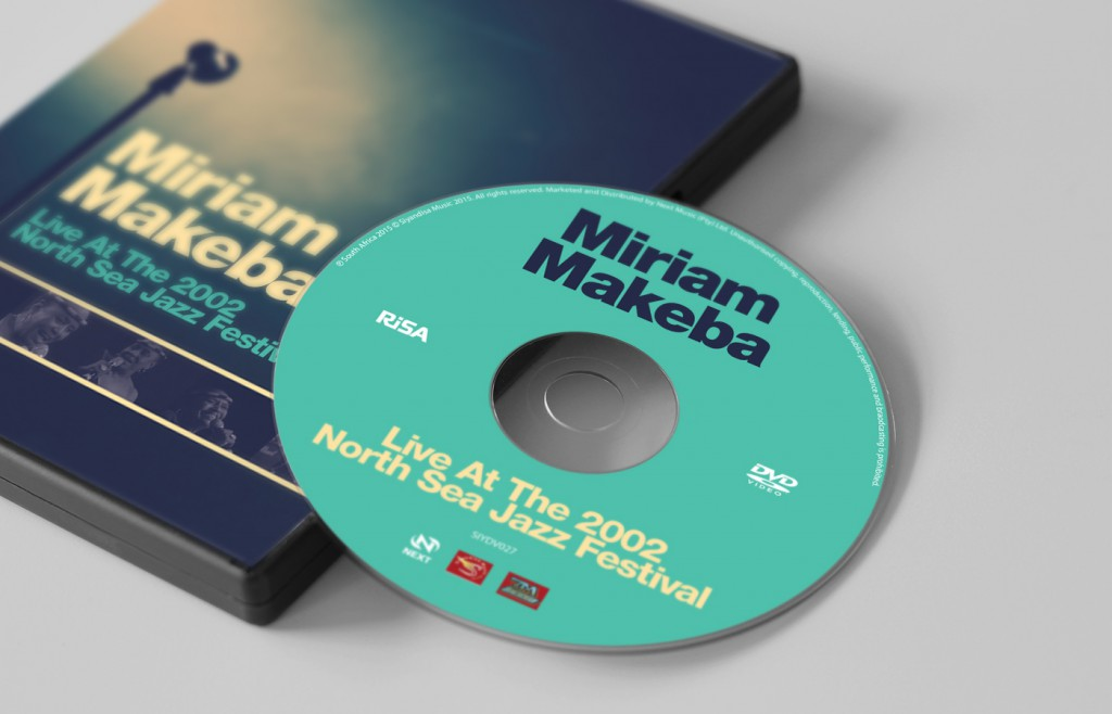 Miriam Makeba DVD