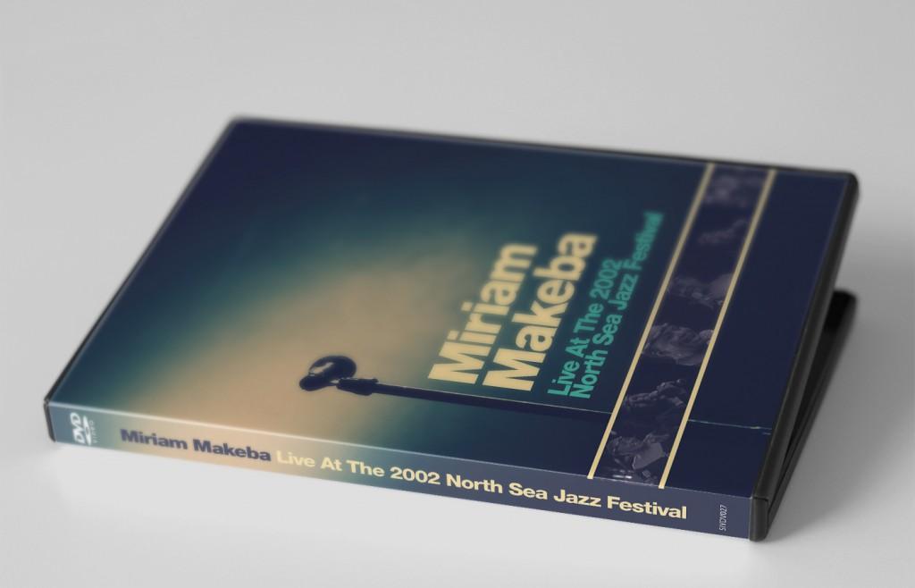 Miriam Makeba DVD