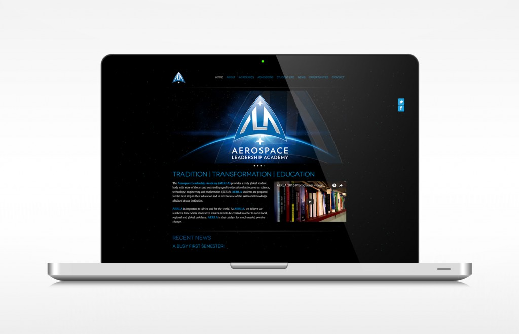 ALA Website Design