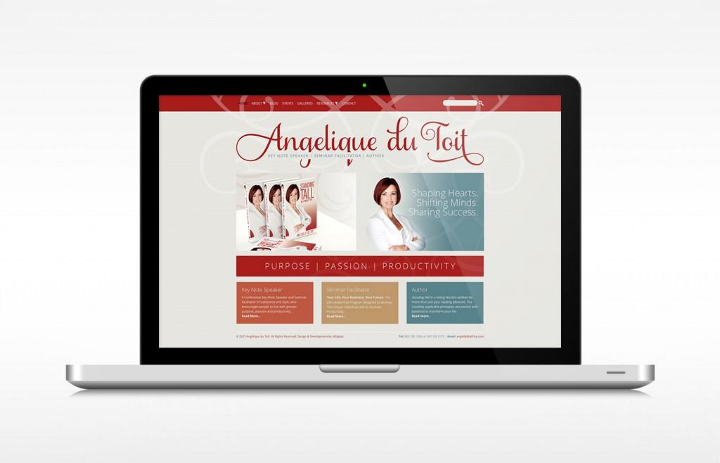 Web Angelique Du Toit