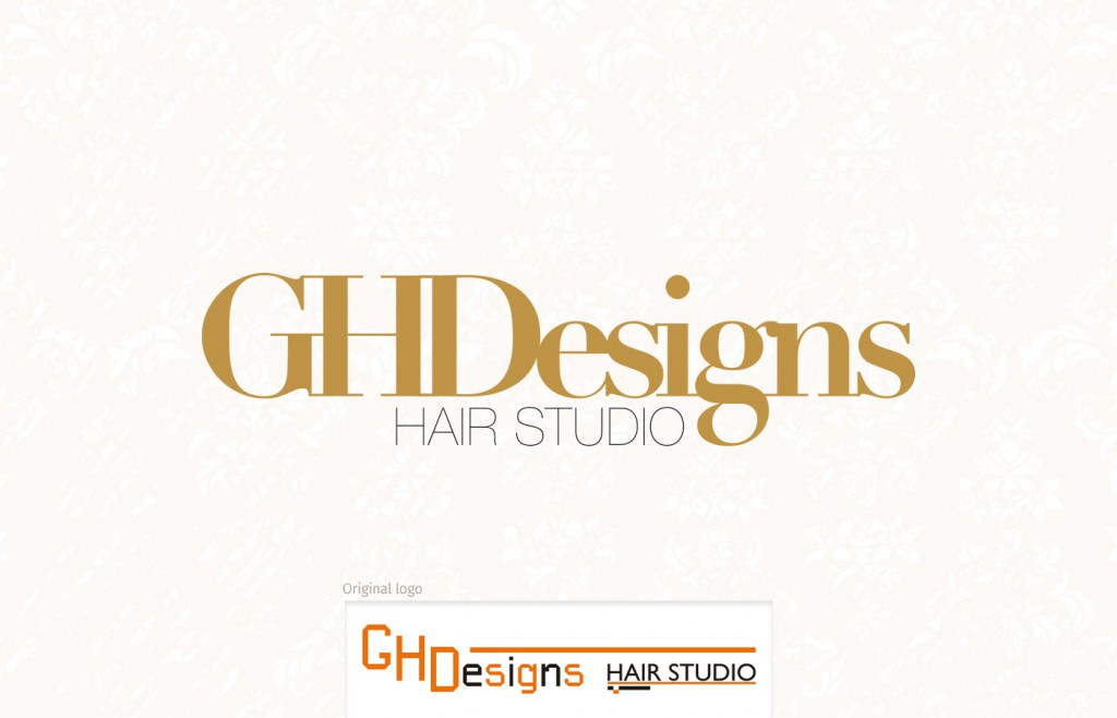 GH Designs Identity Refresh