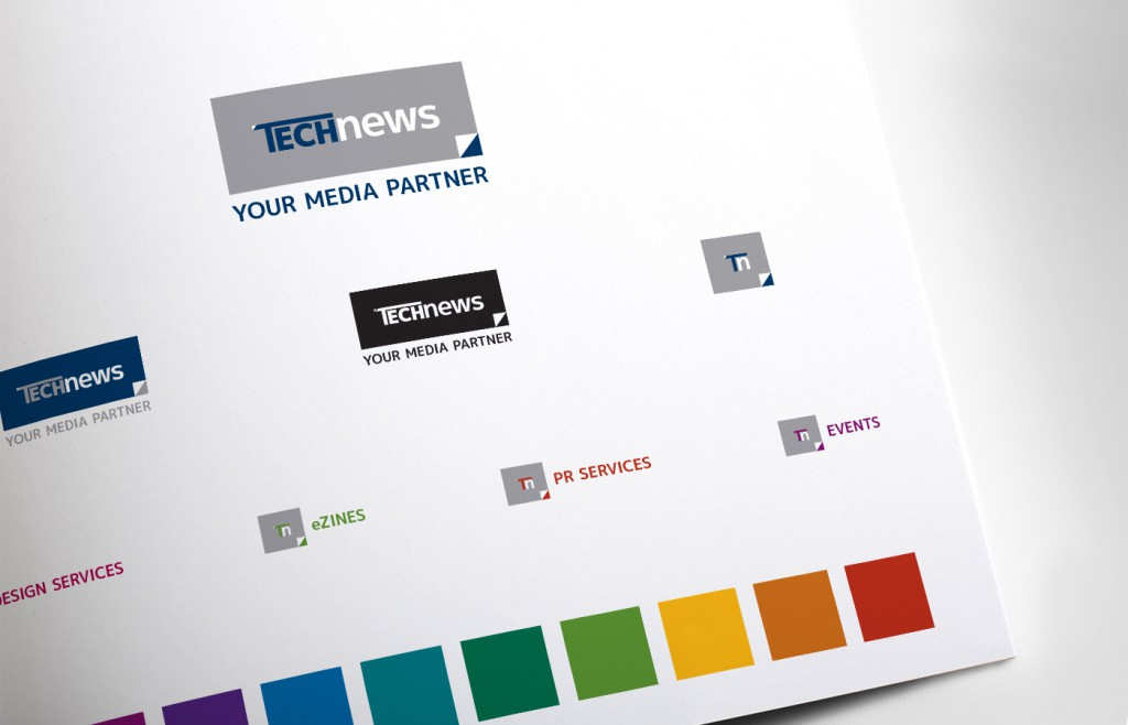Identity Refresh Technews Logo Usage