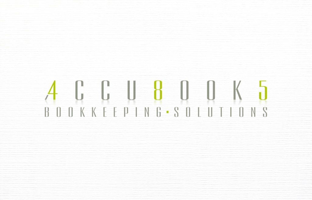 Accubooks Logo Design