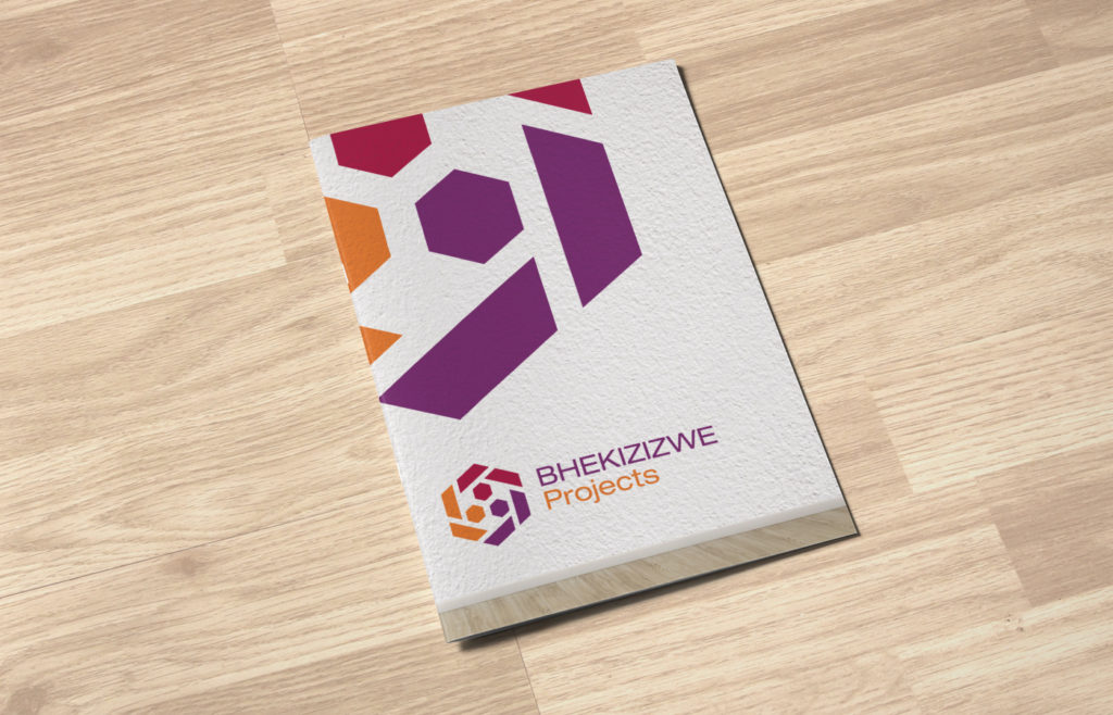 Bhekizizwe Brochure Cover Design