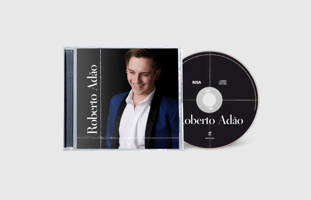 Roberto Adao CD Sleeve Design