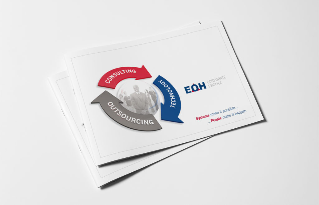 EOH Corporate Profile Design