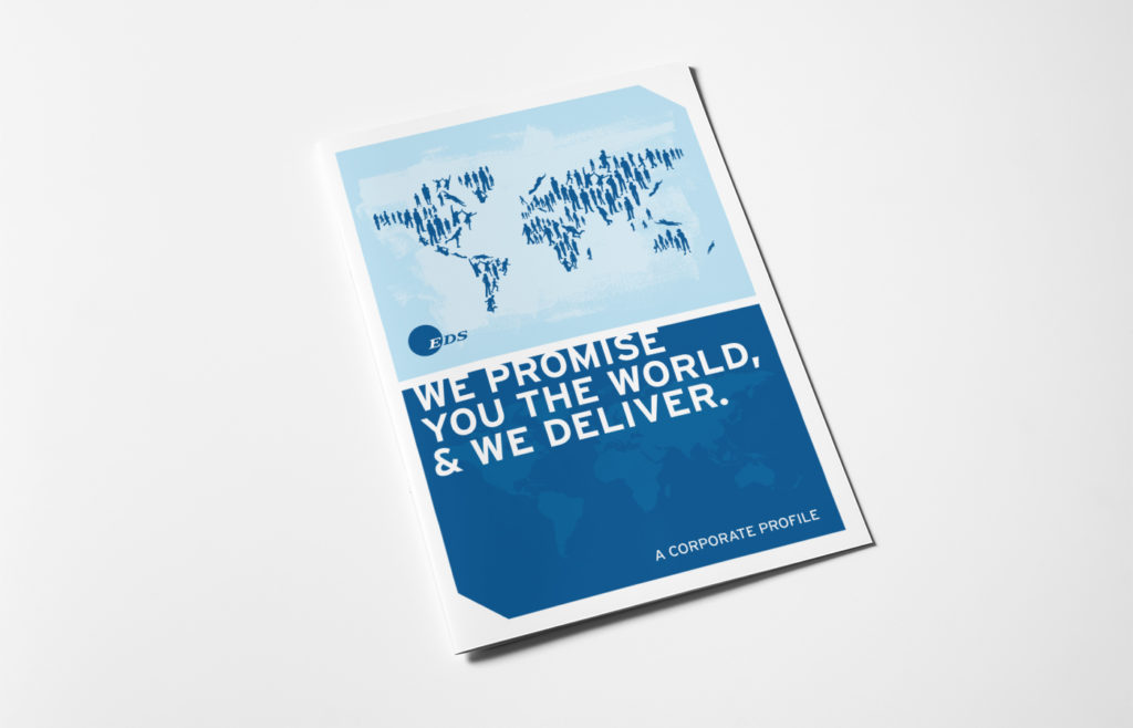EDS Corporate Brochure Design
