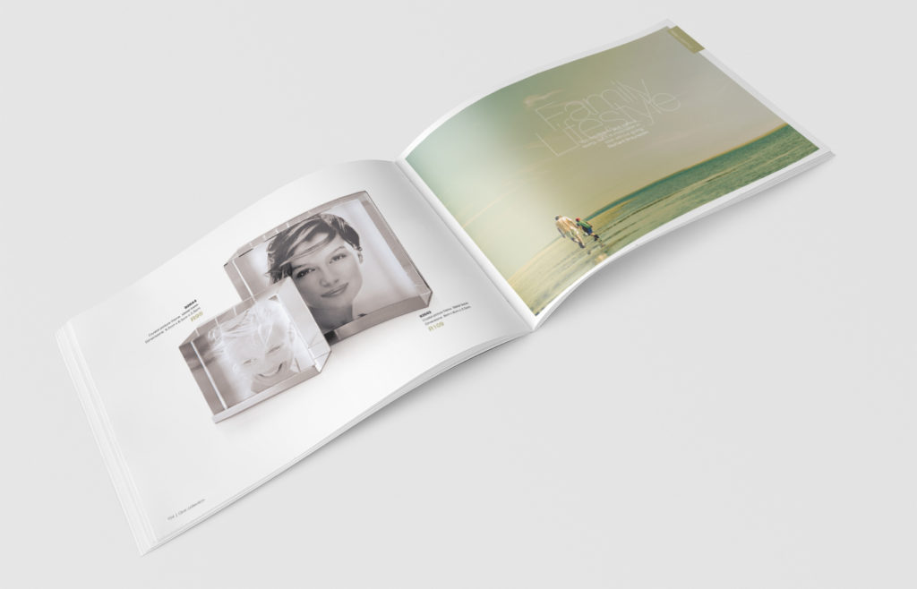 Honey Give Catalogue Design