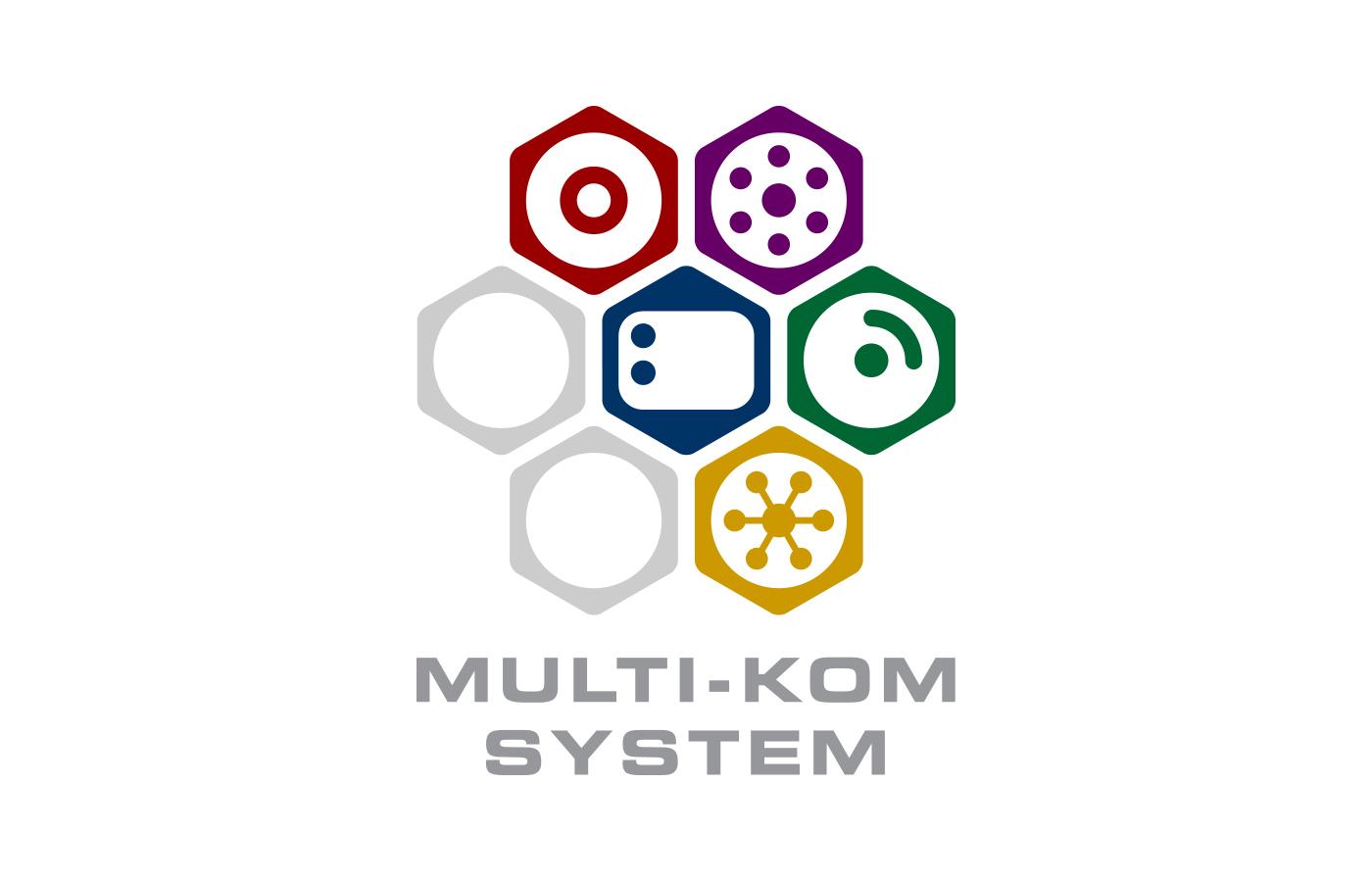 Multi-Kom System Logo