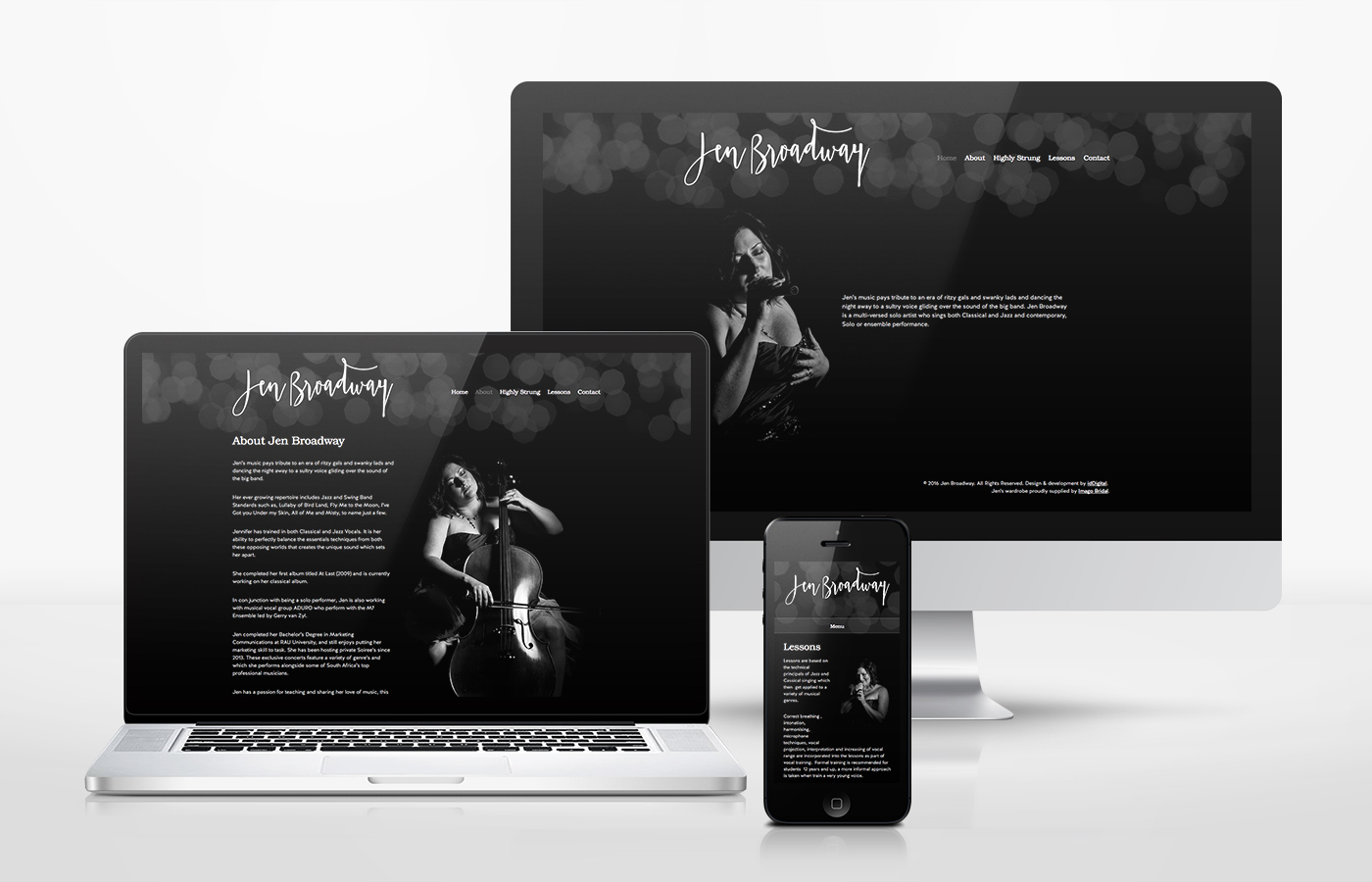 Jen Broadway - Photography and Web Design