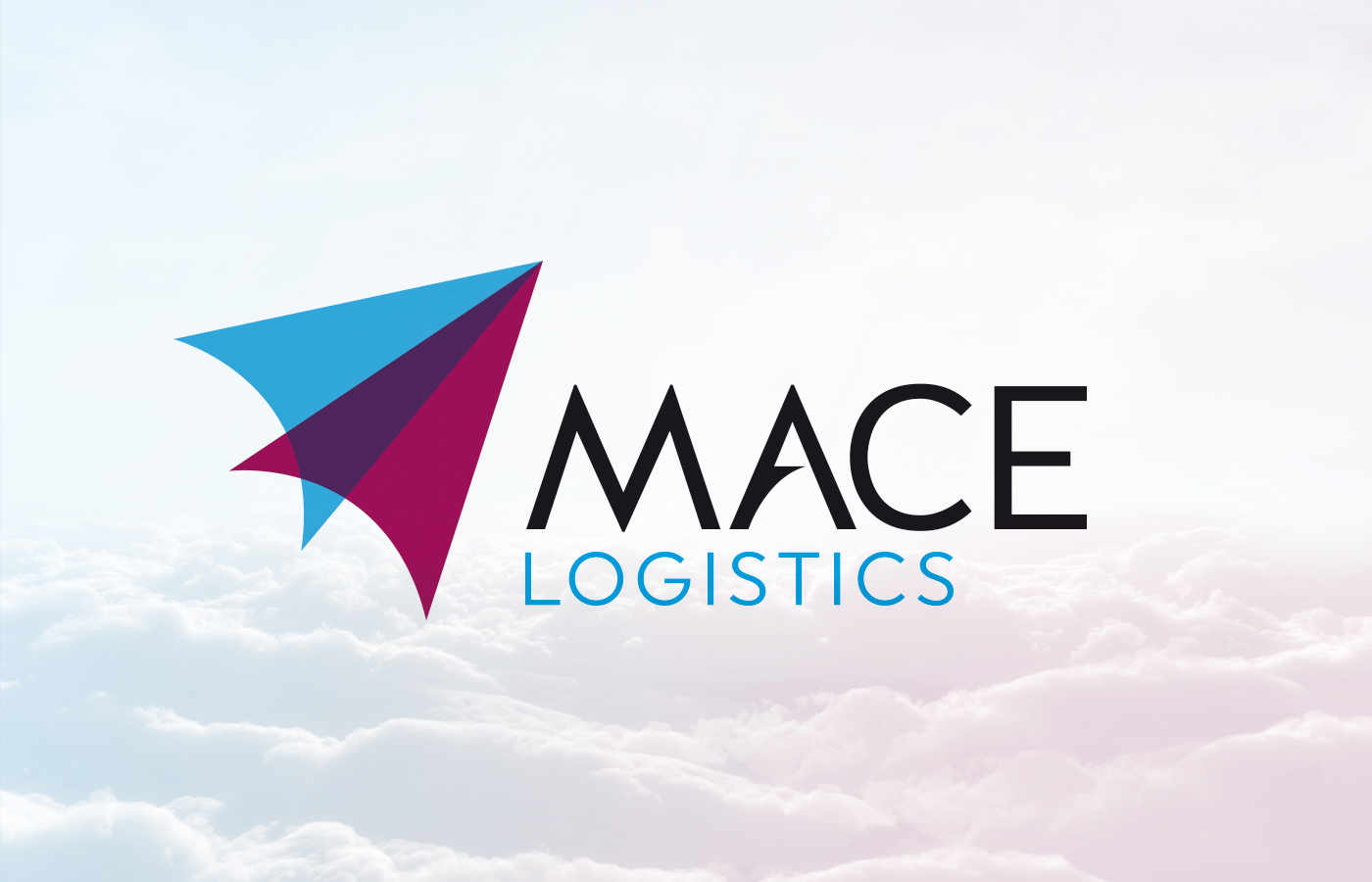 Mace Logistics logo design