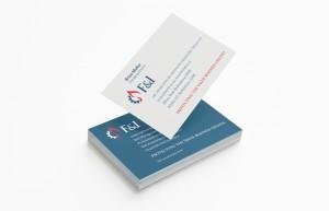 F&I Business Card Design