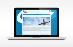 SAAFF Website Design
