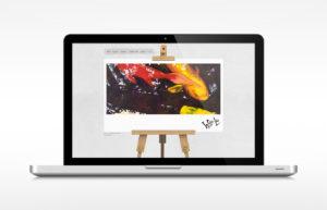 Wess-lee De Klerk Website Design