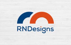RN Designs Logo Design