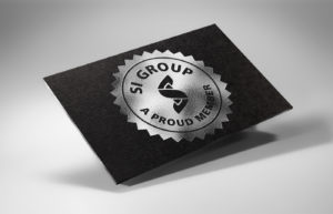 SI Group Member Stamp Design