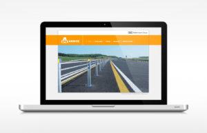 Armco Superlite Presentation CD Design