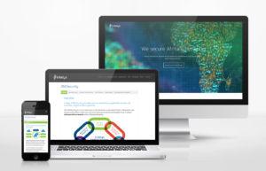 Intelys Website Design