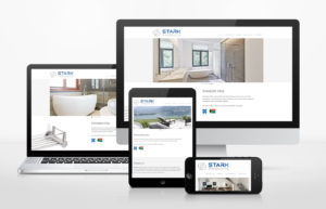 Stark Website Design