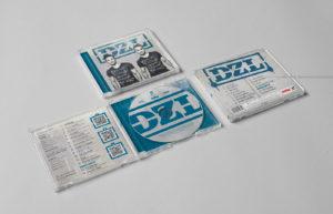 DZL CD Sleeve Design