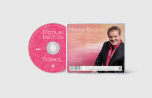 Manuel Escórcio CD Sleeve Design