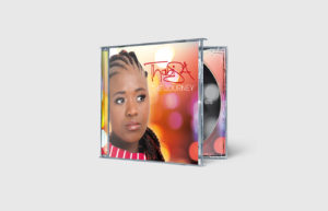 Thabisa – The Journey CD Sleeve Design