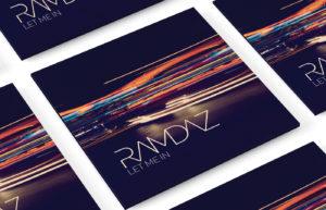Ramdaz Cover Art Design