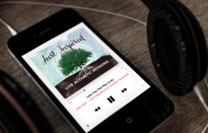 Just Inspired Live Acoustic Sessions Apple Music