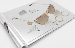 Honey Adore 2018 Catalogue Photography and Design